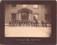 Newburyport Bicycle Club - Newburyport Massachusetts - Circa 1890